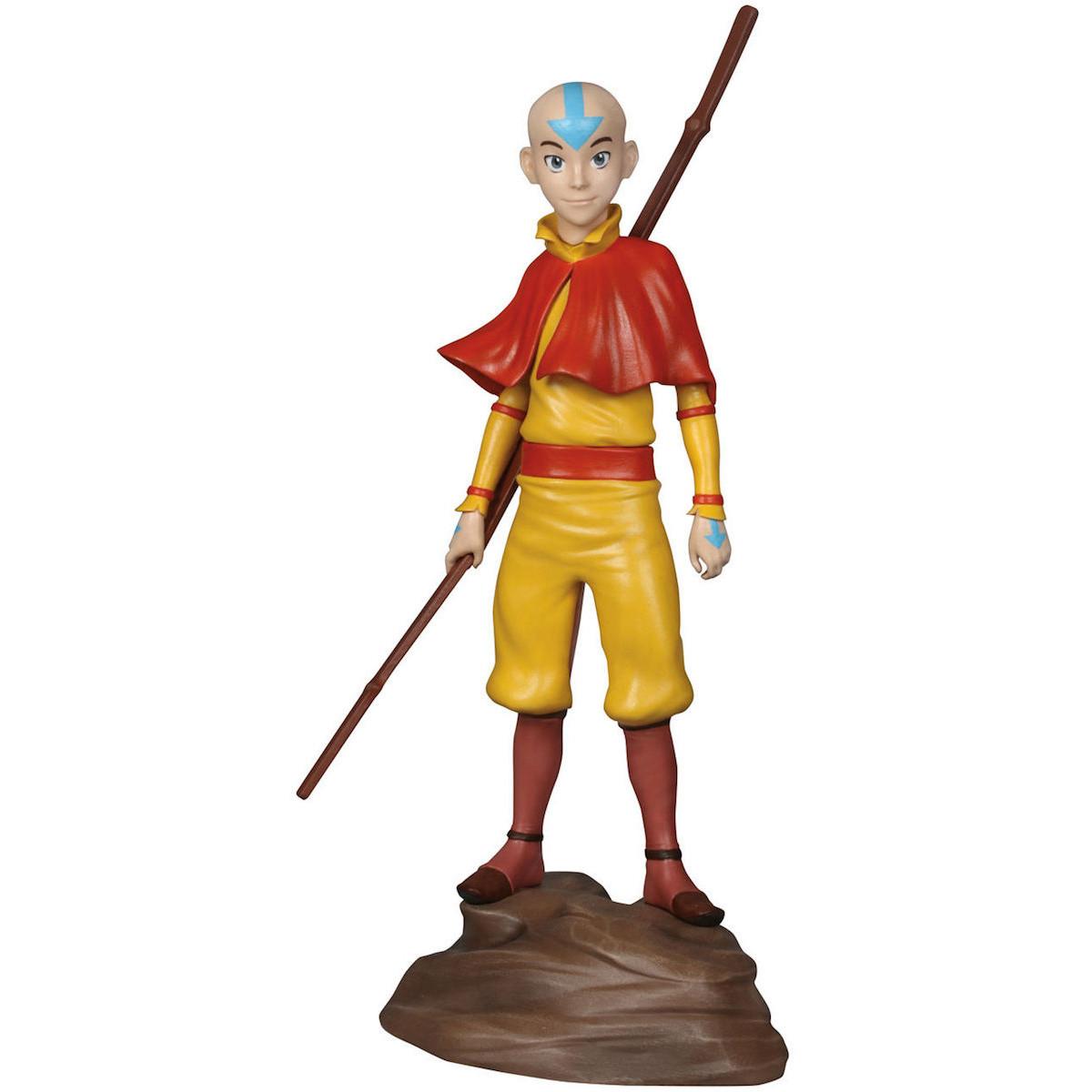 Avatar Aang: Avatar: The Last Airbender Aang Statue