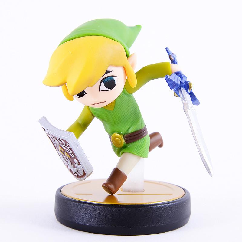 Toon Link Amiibo Super Smash Bros Us Ver Tokyo