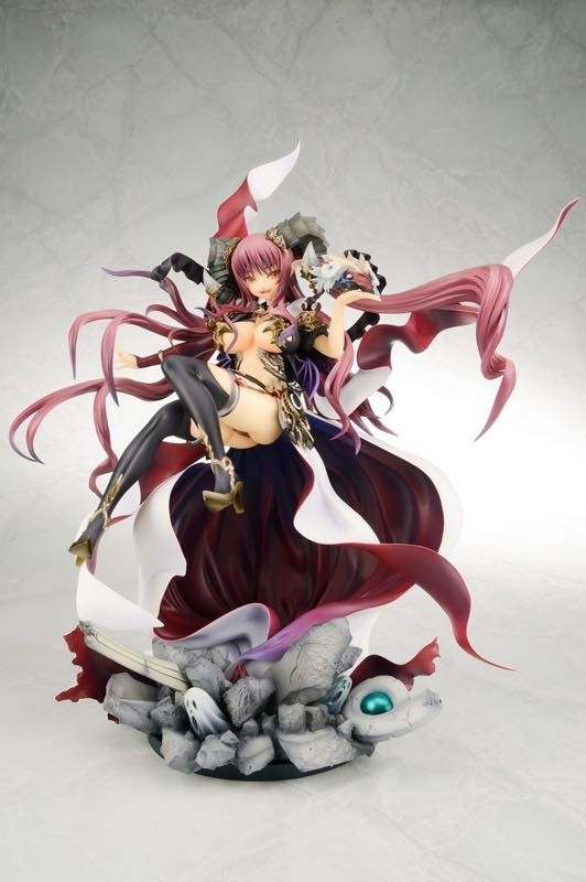 Shikiyoku No Majin Luxuria 1 8 Scale Figure Z X