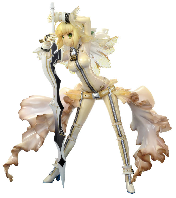 fate  extra ccc saber 1  6th scale figure