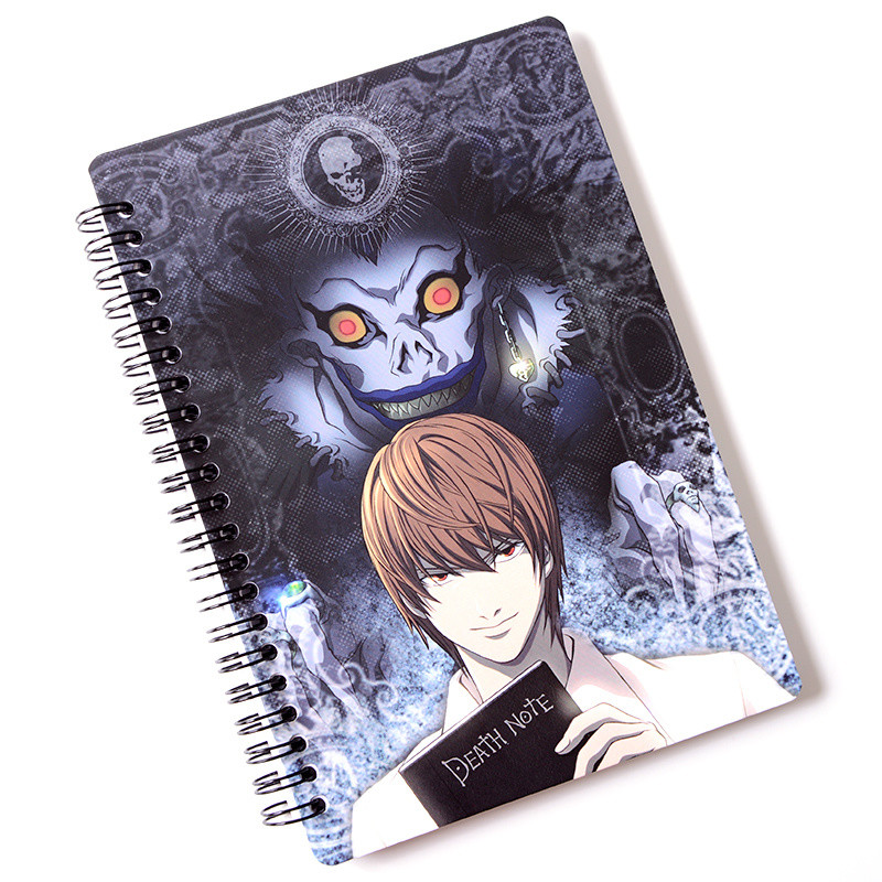 Death Note Ryuk & Light Softcover Notebook