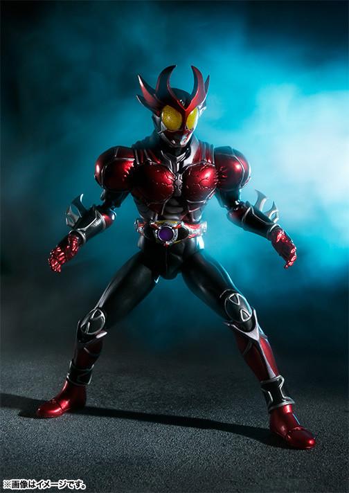 S H Figuarts Kamen Rider Agito Burning Form Tokyo Otaku