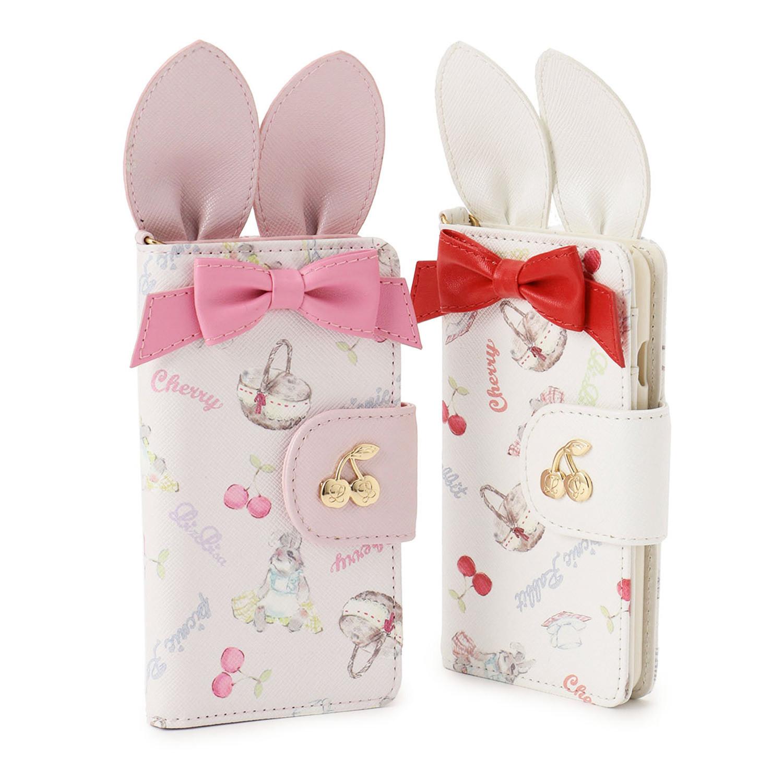 the best attitude d9fce c145b LIZ LISA Picnic Rabbit iPhone Case