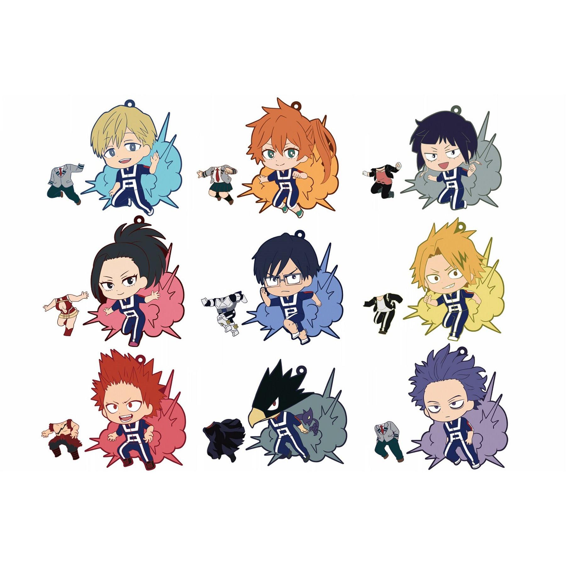My Hero Academia Kisekae Niitengomu Vol 2 Box Set