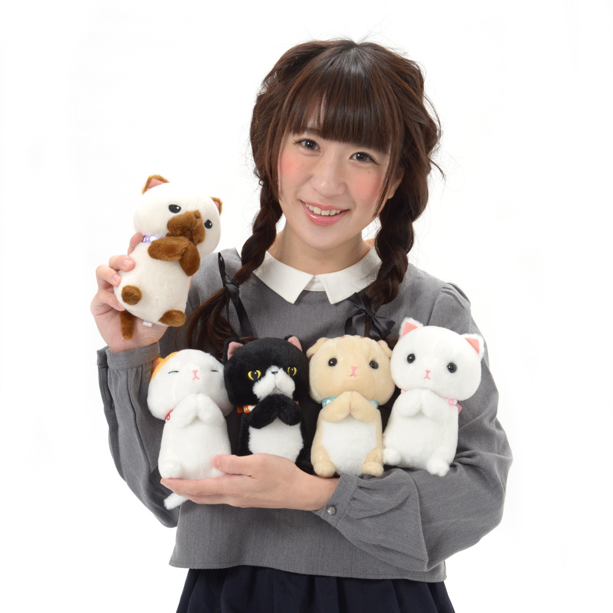 Onedari Munchkin Cat Plush Collection Standard Tokyo