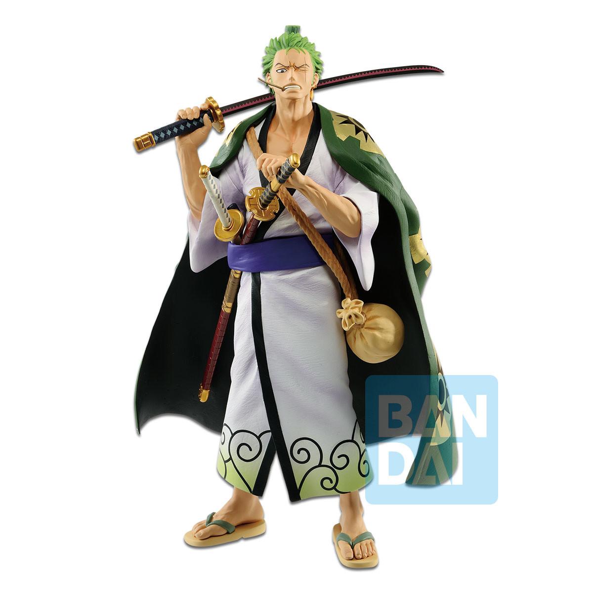 one piece roronoa zoro japanese style nonscale figure
