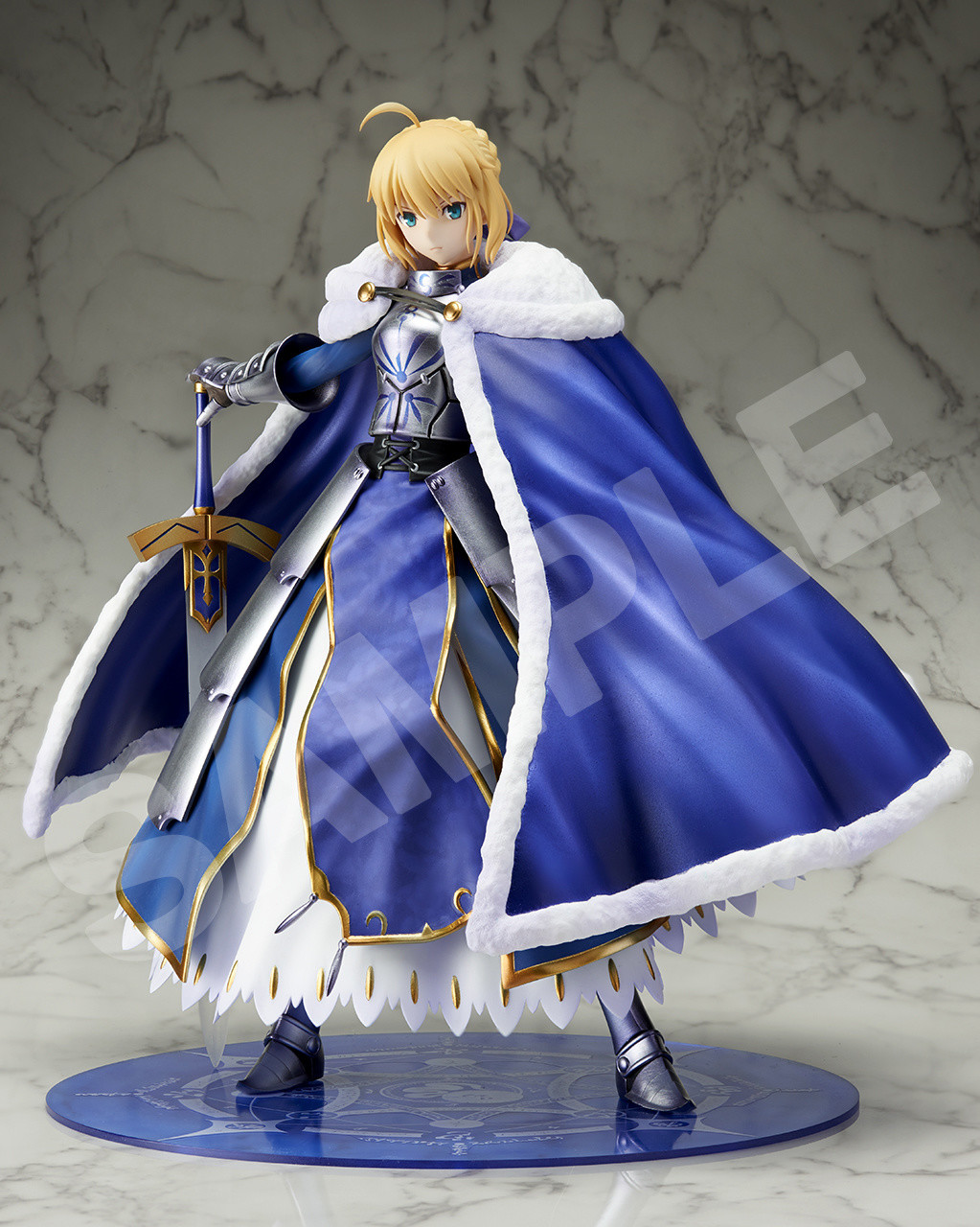 Fate Grand Order Saber Arturia Pendragon 1 7 Scale