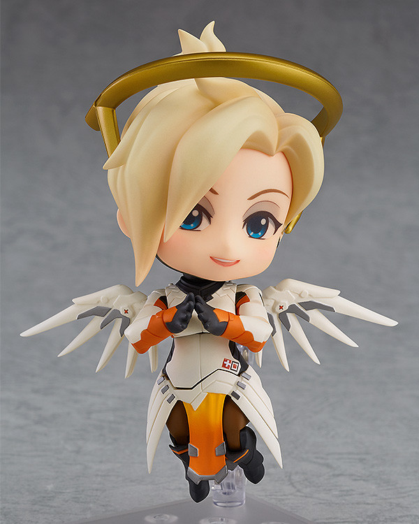 Nendoroid Overwatch Mercy Classic Skin Edition Tokyo