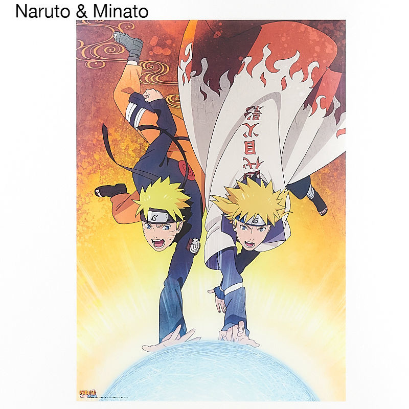Naruto Shippuden Clear Posters