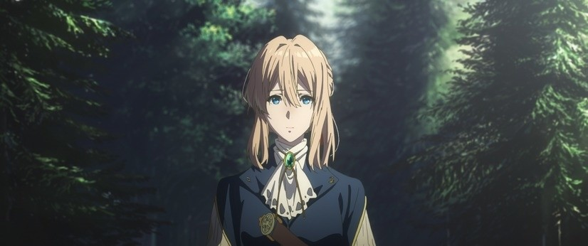 Violet Evergarden Introduces Side Story Plot With Trailer