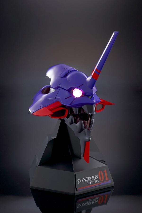 Head Collection Evangelion Unit 01 Awakened Ver