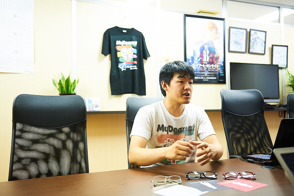 Exclusive Interview with Kento Kishigami on SAO and VR | Tokyo Otaku