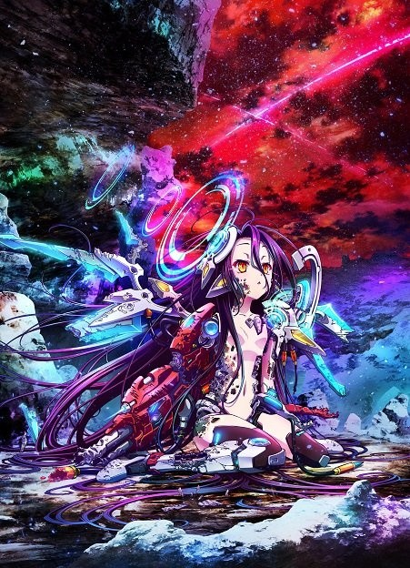 New Trailer and Visual for Upcoming No Game No Life Movie!