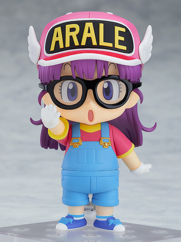Doctor Slump's Arale Shows Her Android Might as a Nendoroid!