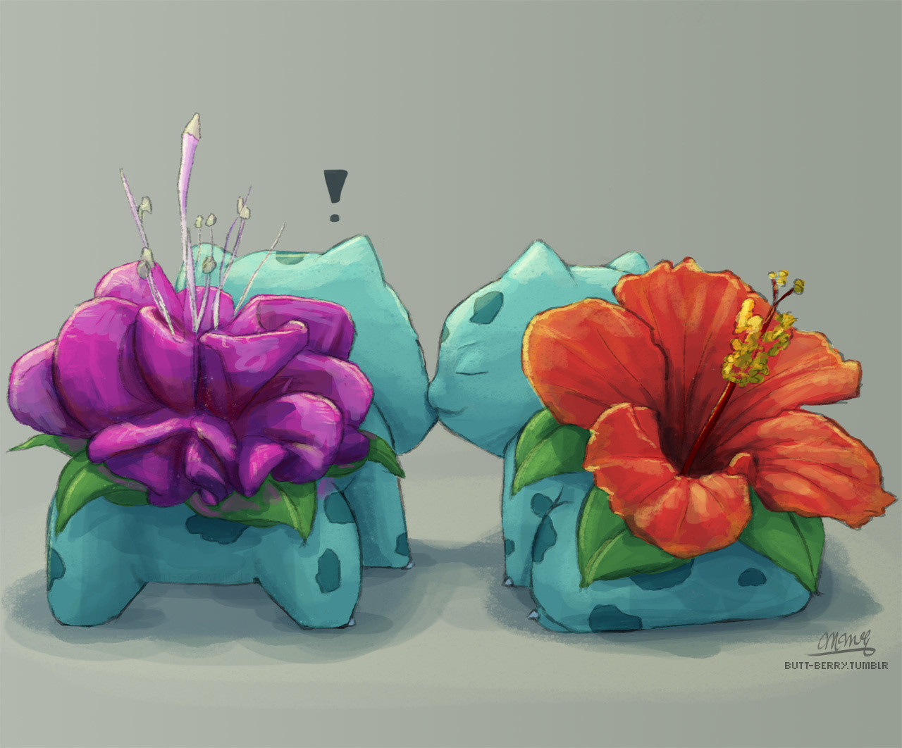 Welcome Spring With These Blooming Bulbasaurs Art News Tom