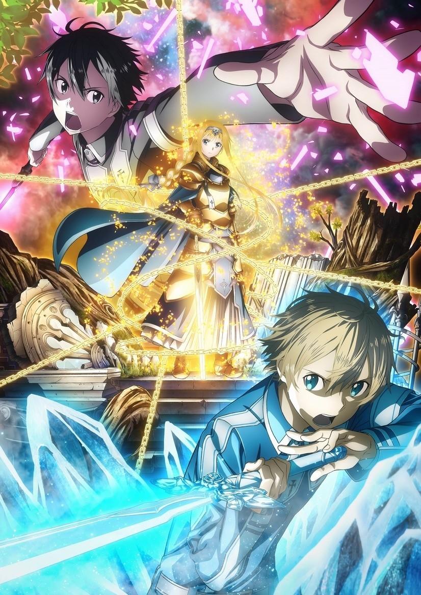 Sword Art Online Series Undefined