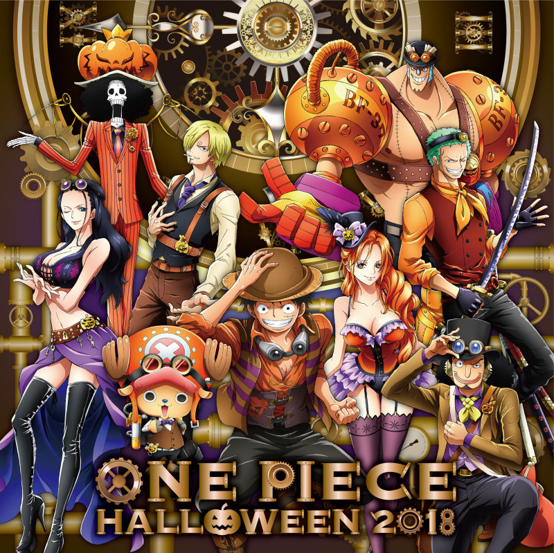 One Piece Halloween Set To Return To Tokyo One Piece Tower
