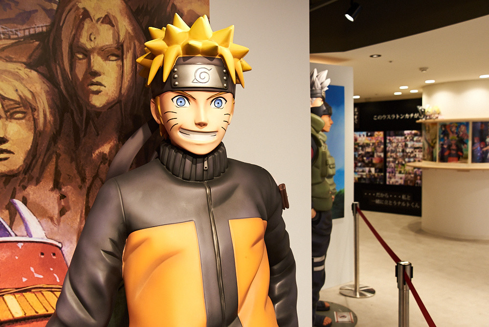 NARUTORightarrowBORUTO Museum Photo Report