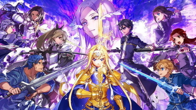 Sao App Alicization Blading Teases Story And Gameplay