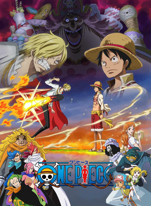 One Piece Opening to be Performed by Amuro Namie! | Tokyo ...