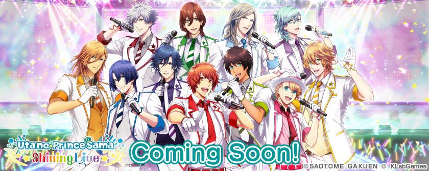 Utano☆Princesama Shining Live to Release Worldwide!
