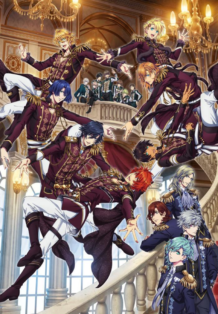 Картинки по запросу Uta no Prince-sama Movie Releases Key Visual and Trailer!
