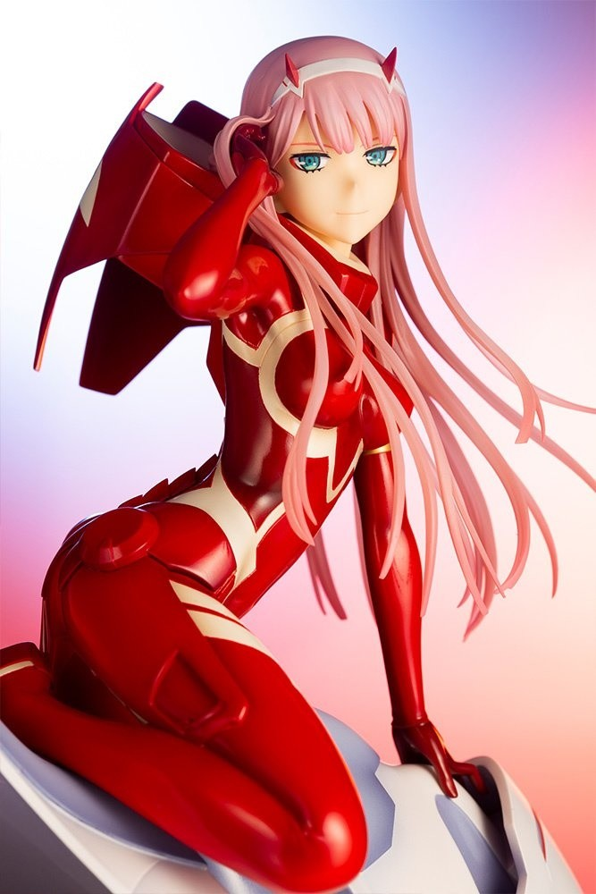 Zero Two is Your Darling in the FranXX in New Figure ...