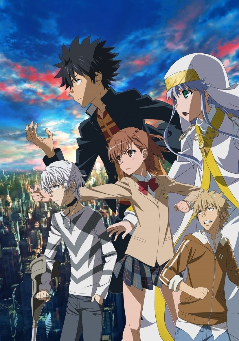 A Certain Magical Index Season 3 Announces October Broadcast | Tokyo