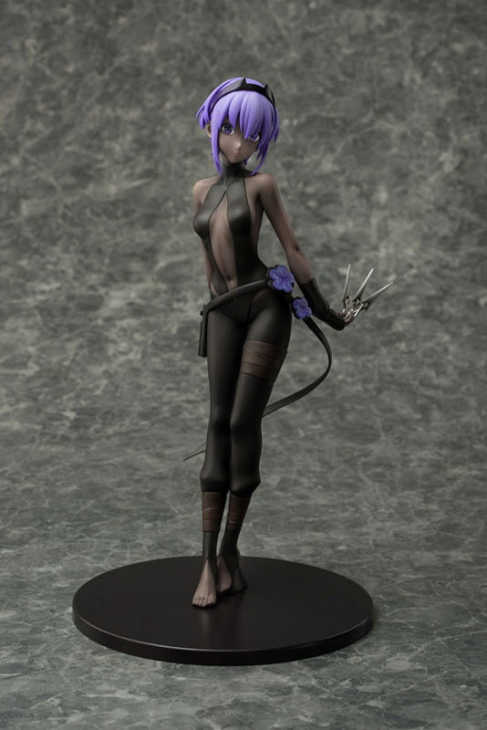 Fate/Grand Order's Assassin/Hassan of Serenity Brought to Life in Alluring Figure!