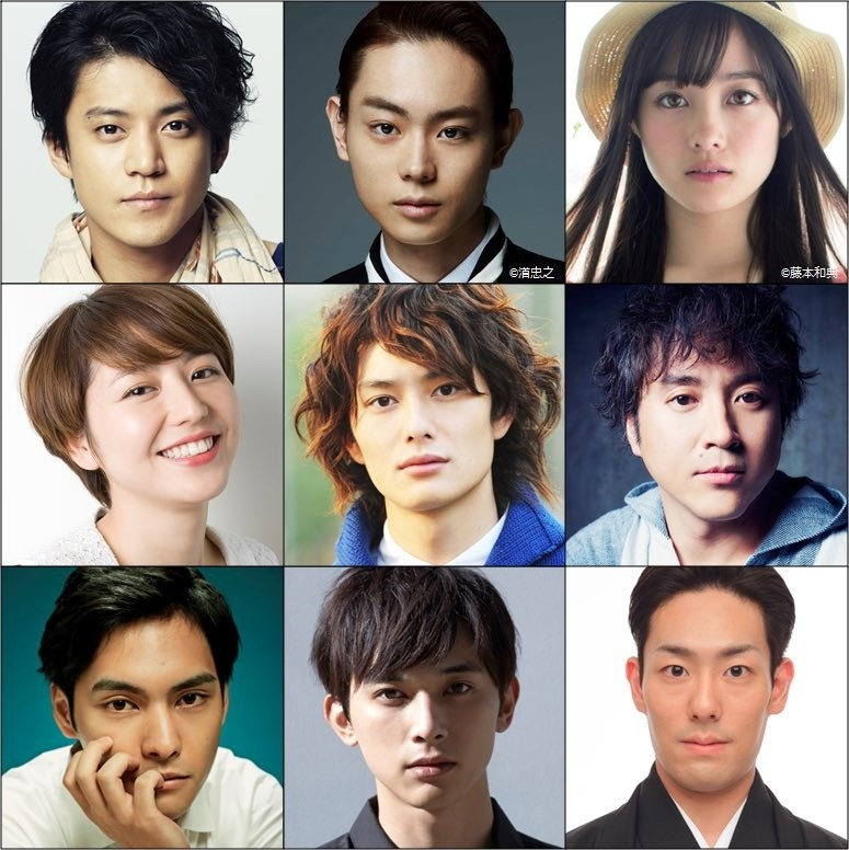 additional cast announced for gintama live action movie tokyo