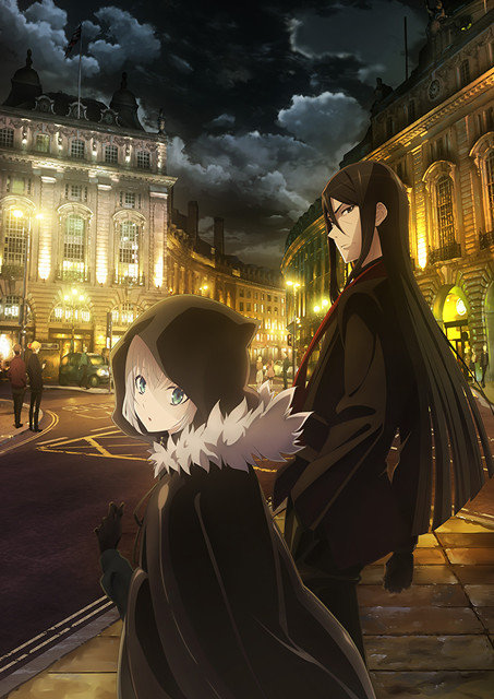 Fate Anime Lord El-Melloi II's Case Files Reveals Air Date and Visual!