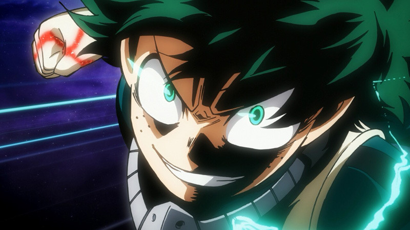 my hero academia reveals sneak peeks for new opening theme tokyo