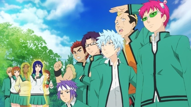 The Disastrous Life of Saiki K  Confirms Season 3! | Tokyo