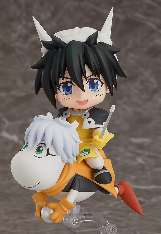 Hakyu Hoshin Engi's Taikobo and Supushan Ride Into the Nendoroid Collection!