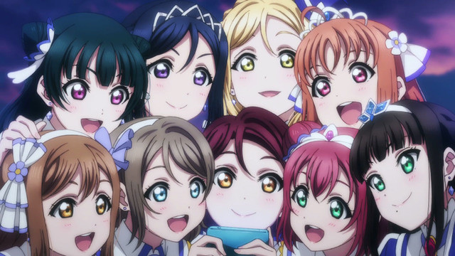 New Love Live! Sunshine!! Movie Streams First 7 Minutes Online!
