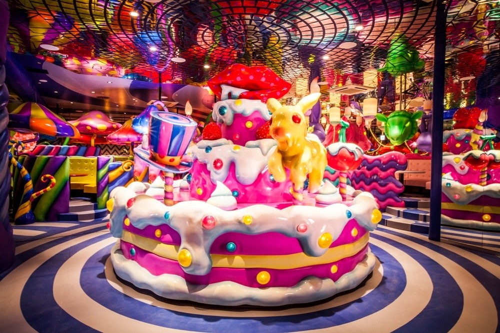 Special Menu At The Kawaii Monster Cafe Is Colorful As Ever