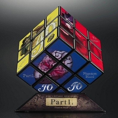 Unreal! These are Rubik's Cubes! JoJo's Bizarre Cube Parts 1