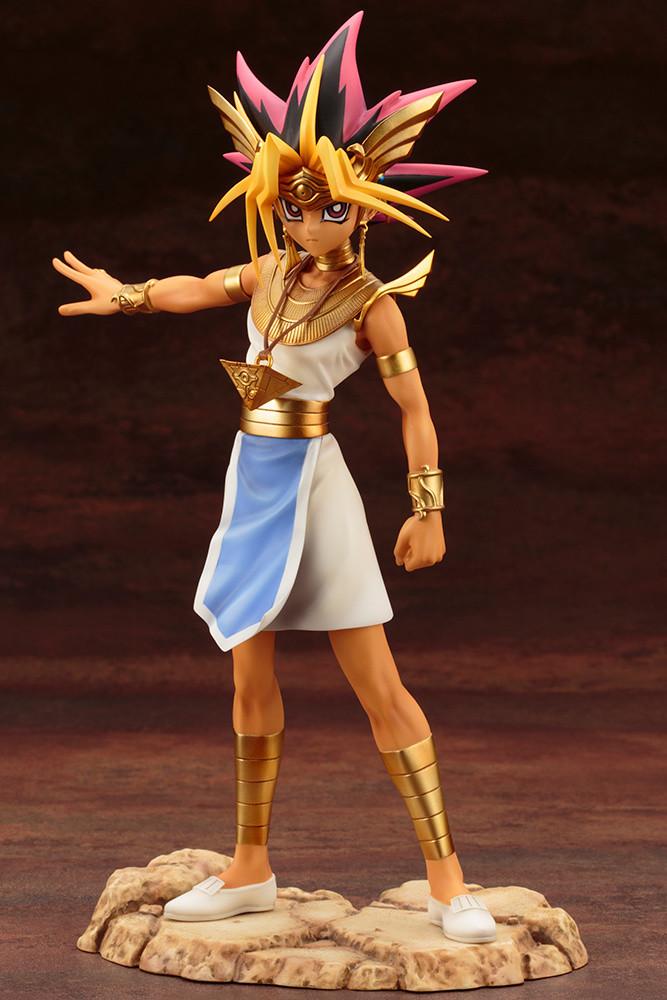 pharaoh atem height