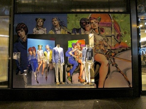 Gucci Store Windows Around the World Become Installation