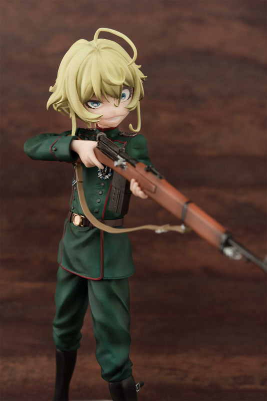 Yield to This Terrifying Saga of Tanya the Evil Figure!