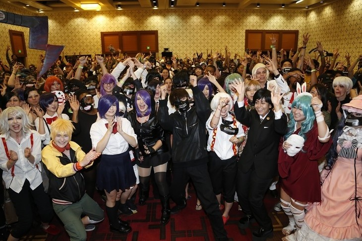Tokyo Ghoul Live Action Film Premieres At Anime Expo 1