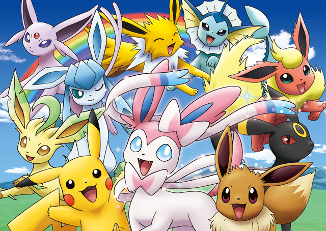 This Summer S Pikachu And Eevee Friends Is Coming New Pokémon