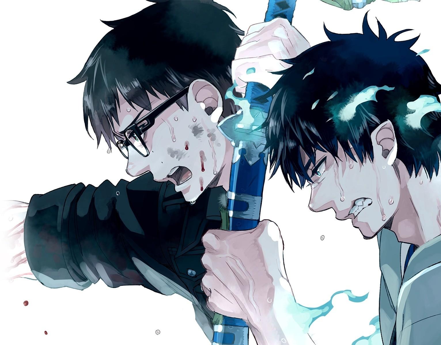 Blue Exorcist Staffel 2