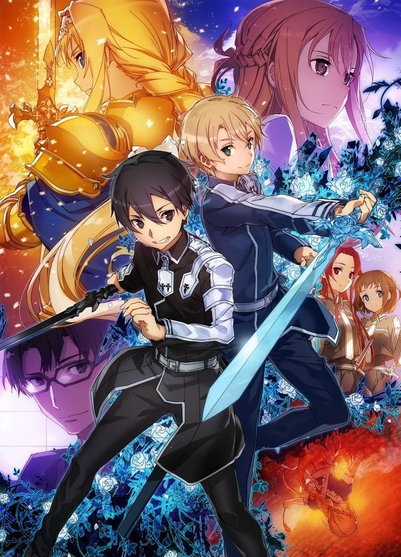 sword art online to get a live action netflix series tokyo otaku