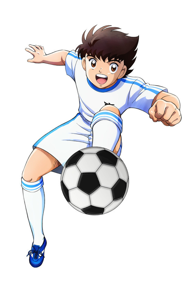 Captain Tsubasa to Receive New TV Anime! | Tokyo Otaku ... | 640 x 960 jpeg 81kB
