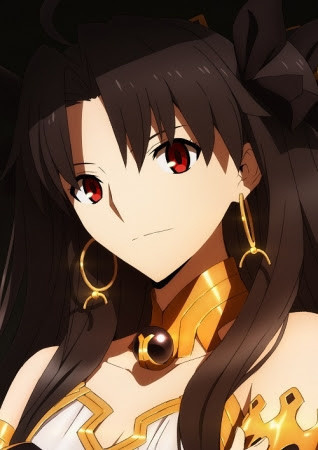 Fate/Grand Order: Zettai Maju Sensen Babylonia Releases Ishtar Key Visual!