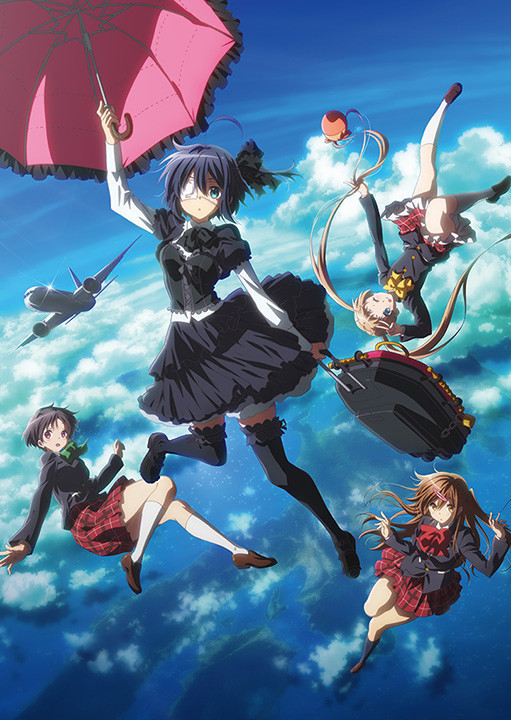 Love, Chunibyo & Other Delusions Will Premiere Second Film in Jan. 2018!