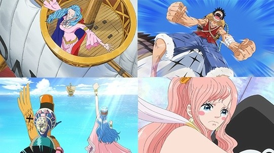 Princess Vivi Appearing in 777th Episode of One Piece!