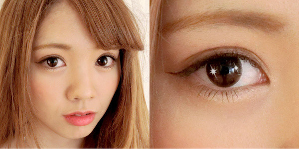 Anime Contacts Let You Dress Up Your Eyes