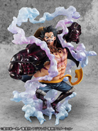 "Luffy Gear Fourth ""Boundman"" Figure Reservation Opening on Apr. 28!"